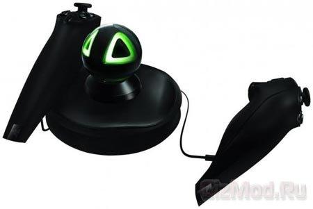 Игровой контроллер Razer Hydra
