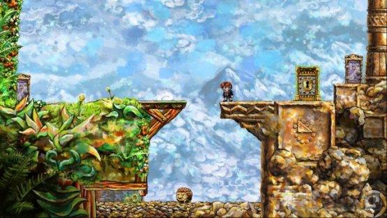 Braid - ����� �� Super Mario