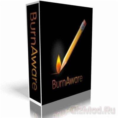 BurnAware Free 5.0 Beta - �������������� ��� Windows 8