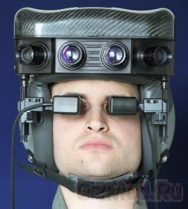 Новый ПНВ для пилотов от SA Photonics