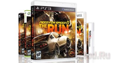 ������������ ����� Need For Speed: The Run