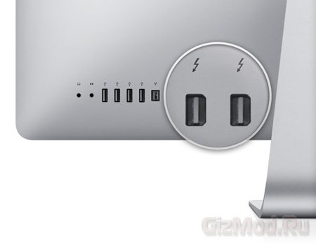 ����� 4-������� iMac � ����������� Thunderbolt
