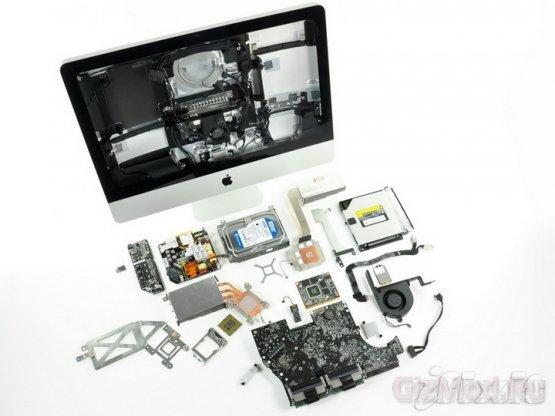 "iFixit ��������� ����� Apple 21,5"" iMac EMC 2428"