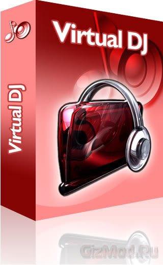 Virtual DJ Home 7.4 Free - ��������� ���� DJ-��