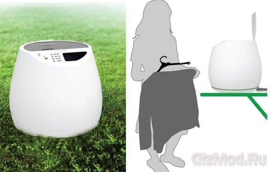 iSky Mini – компактная стиральная машинка