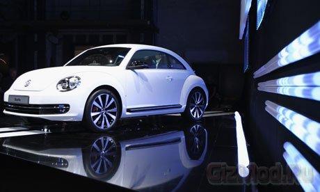 ����������� ����� Volkswagen Beetle