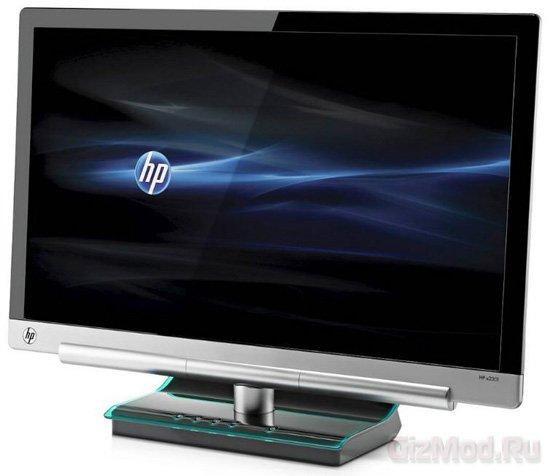 Full HD-монитор HP x2301 тоньше одного сантиметра