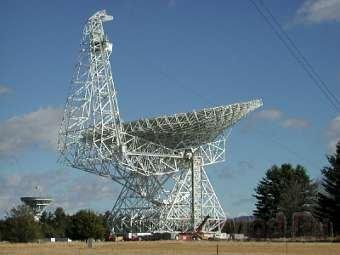 Стометровый телескоп будет искать инопланетян