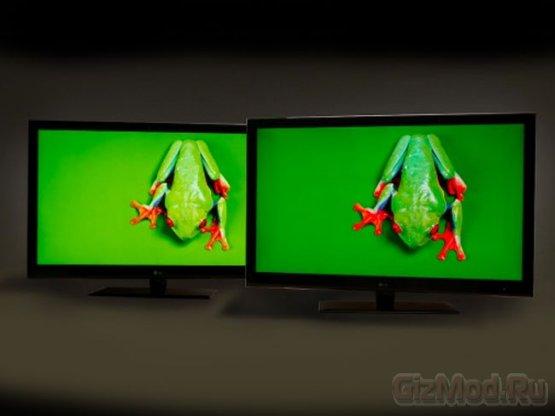 Nanosys Inc. представила LCD нового поколения
