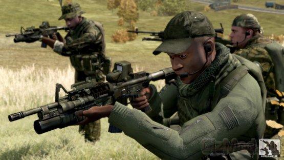 Самый реалистичный шутер ArmA III в разработке