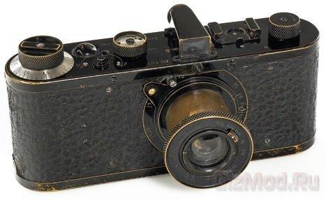 Камера Leica 1923 года продана за $1,9 млн.