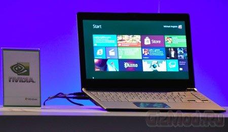 Microsoft Windows 8 на деле