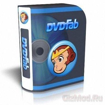 DVDFab 8.0.9.6 Beta - копии для DVD