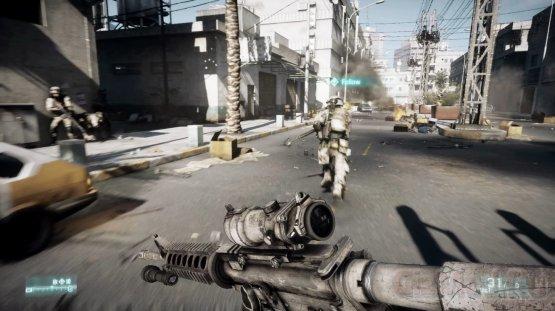Мультиплеер-трейлер и дата релиза Battlefield 3