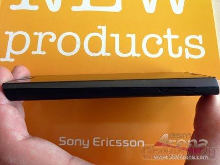 ������ ������ � ��������� Sony Ericsson ST18i