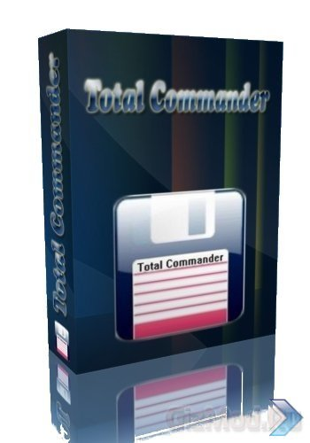 Total Commander 8.01 PowerPack 2013.7 - файловый менеджер