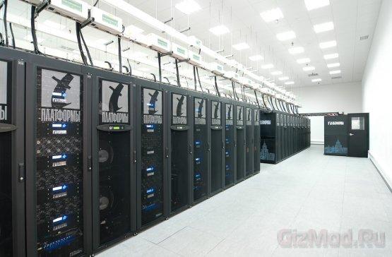"""Суперкомпьютер """"Ломоносов"""" получил расширение"""