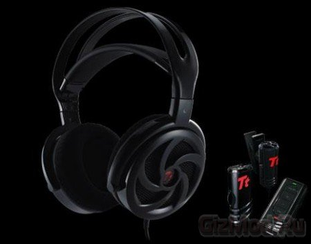 Tt eSports выпускает игровую гарнитуру Shock Spin HD