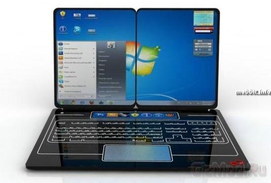 modBook - модульный ноутбук