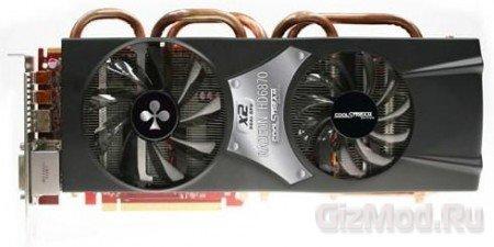 Club 3D ��������� ����������� Radeon HD 6870 X2