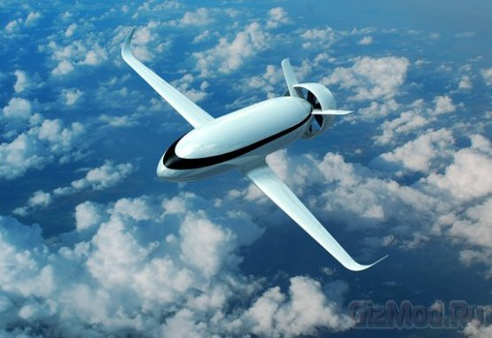 Экологически чистый самолет
