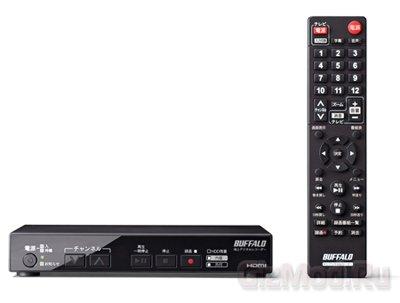 Buffalo выпустила пишущий плеер DVR-1C/500G