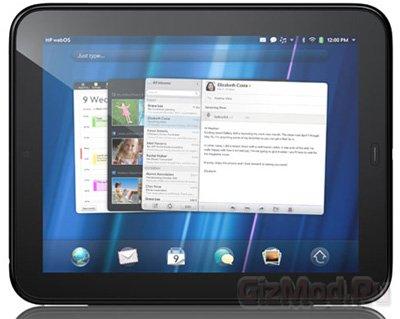 iSuppli поковырялись в HP TouchPad