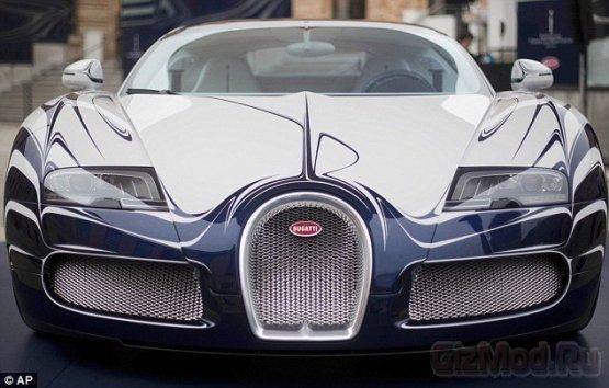 Фарфоровый Bugatti Veyron