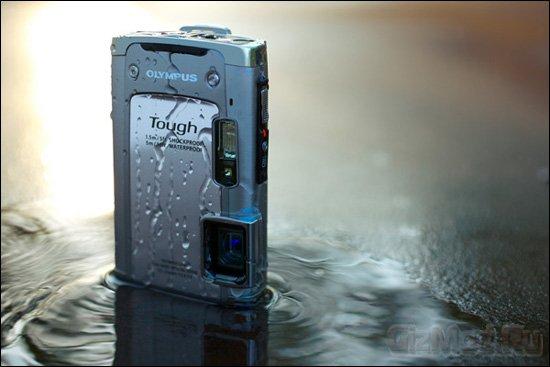 Olympus Tough TG-615: неубиваемая камера