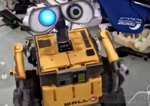 Практически настоящий Wall-E