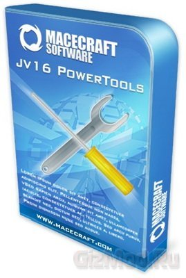 jv16 PowerTools 2014 v3.2.0.1327 RC4 - набор утилит