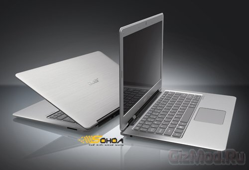Acer ��������� ���������� MacBook Air