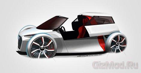 ���������� ��������� �������������� Audi
