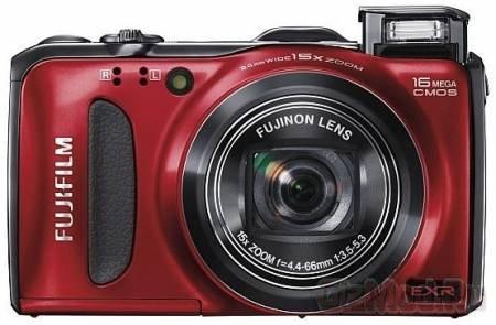 Компактный ультразум Fujifilm FinePix F600 EXR