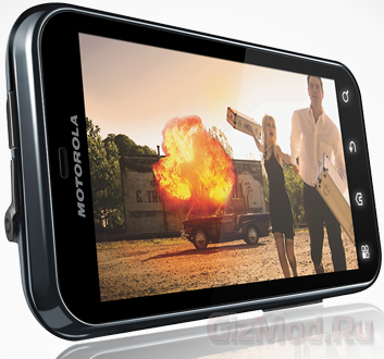 """���������"" Android-�������� Motorola DEFY+"