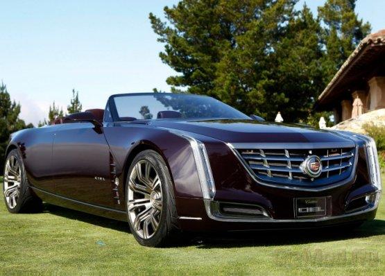 �������������� �������� ��������� Cadillac
