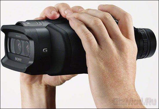 Sony ������������ �������� 3D-�������