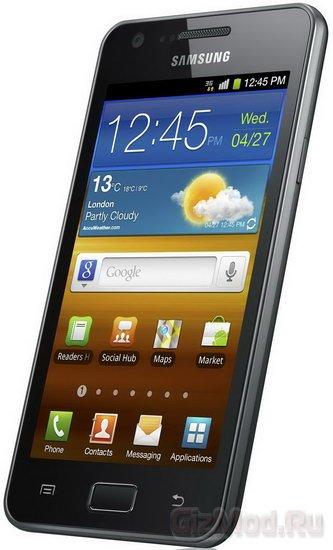 Samsung Galaxy R �������� � ������� � ������