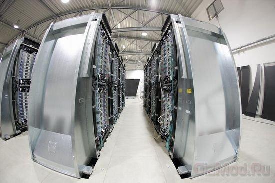 IBM готовит 120-петабайтное хранилище данных