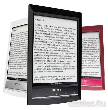 Sony Reader PRS-T1 � ���������� ���������