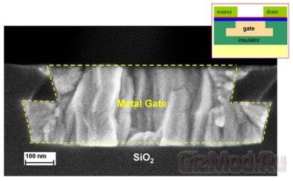 IBM повествует о микросхеме из графена