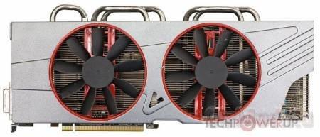 3D-карта ColorFire с двумя GPU и 4 ГБ памяти