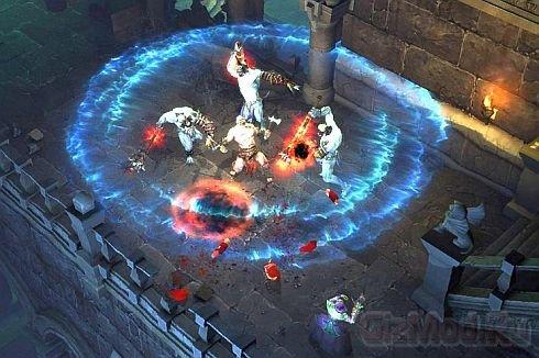 Diablo III ушел на бета-тест