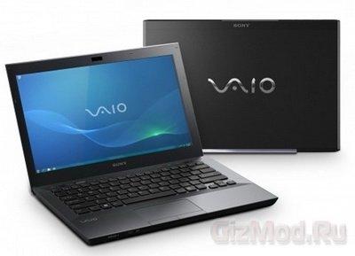 """Ноутбук Sony VAIO SE с 15,5"""" Full HD дисплеем"""