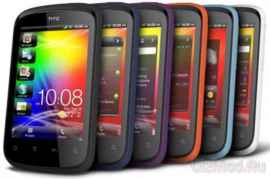 Самый доступный коммуникатор HTC Explorer
