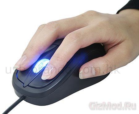 """""""Зимняя"""" мышка USB Warmer Mouse"""
