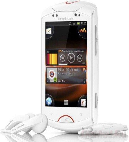 Sony Ericsson Live with Walkman пришел в Россию