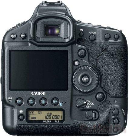 ���������������� �������� Canon EOS-1D X