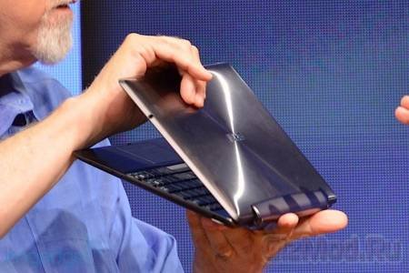 Планшет Transformer Prime на базе NVIDIA Tegra 3