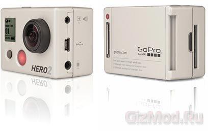 Экстрим камера GoPro HD HERO2